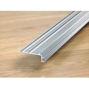 Вспомогательный алюминиевый профиль Quick Step Incizo для лестниц NEINCPBASE8