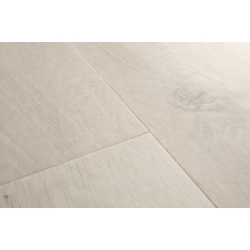Виниловый замковой пол Quick Step Alpha Vinyl Medium Planks AVMP40200 Дуб Хлопковый белый