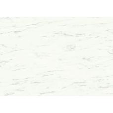 Виниловый клеевой пол Quick Step Ambient Glue+ AMGP40136 Мрамор Каррарский белый