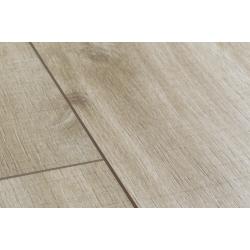 Виниловый замковой пол Quick Step Balance Click BACL40031 Дуб Каньон светло-коричневый пилёный